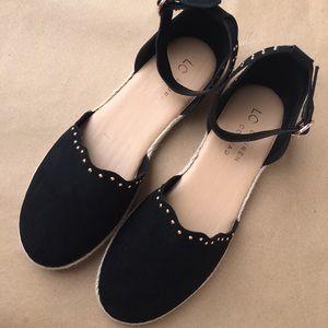 LC Lauren Conrad Black Shoes